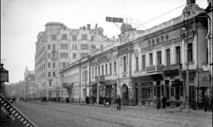 Появление кинематографа в России