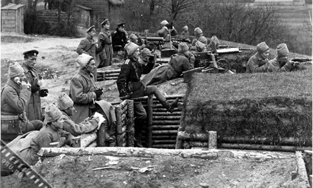 Кино во время Первой мировой войны