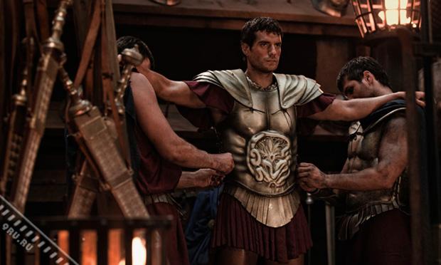 «Война Богов. Бессмертные» - фильм по мотивам древнегреческих мифов