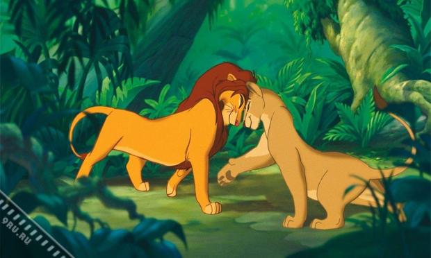 «Король лев» - мультфильм о человеческих отношениях между животными
