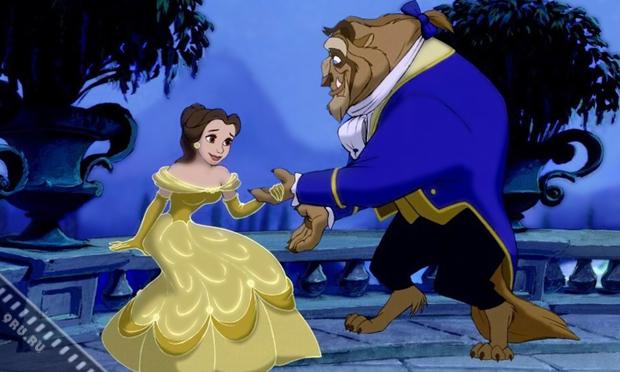 «Красавица и чудовище»: сказка о любви