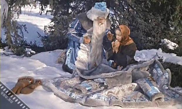 «Морозко» - одна из лучших советских сказок