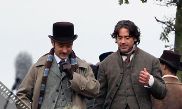 Современный «Шерлок Холмс»